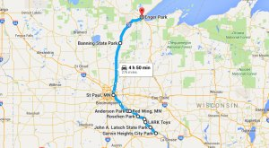 10 Amazing Places You Can Go On One Tank Of Gas In Minnesota