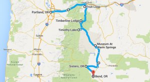 9 Amazing Places You Can Go On One Tank Of Gas In Oregon