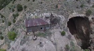 What This Drone Captured At This Abandoned Utah Place Is Truly Grim