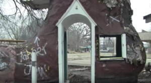 What This Footage Captured At This Abandoned Kansas Park Is Truly Grim