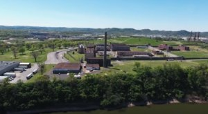 What This Drone Footage Captured At This Abandoned Tennessee Prison Is Truly Grim