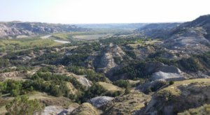 These 8 Scenic Overlooks In North Dakota Will Leave You Breathless