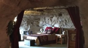 We Dare You To Stay In This New Mexico Cave And Not Absolutely Love It