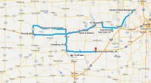 10 Amazing Places You Can Go On One Tank Of Gas In Kansas
