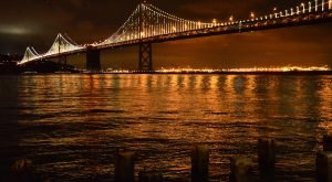 This Amazing Time Lapse Video Shows The Construction of The San Francisco – Oakland Bay Bridge