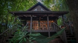 You'll Never Forget Your Stay In These 12 One Of A Kind Georgia Cabins