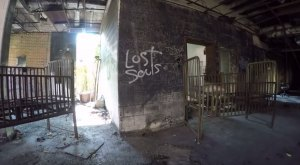 What Was Discovered Inside An Abandoned Maryland Asylum Will Give You Chills