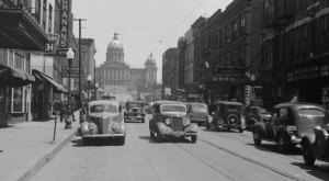 What Iowa's Major Cities Looked Like In 1940 May Shock You. Dubuque Especially.