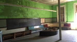 This Abandoned School In Ohio Looks Good For Its Age… Until You Go Inside