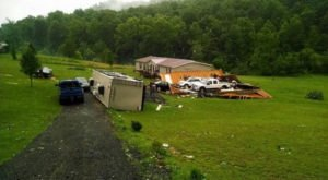 The Worst Flood In 100 Years Has Hit West Virginia And It's Absolutely Heartbreaking