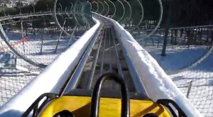 Not Many People Know About This Unique Roller Coaster In Maryland