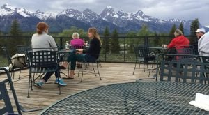 Try These 10 Wyoming Restaurants For A Magical Outdoor Dining Experience