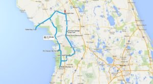 10 Amazing Places You Can Go On One Tank Of Gas In Florida