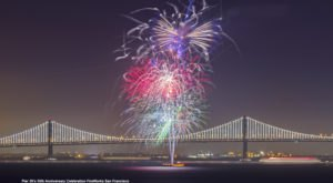 These Fireworks Displays In Northern California Will Blow You Away