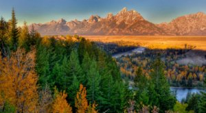 These 16 Scenic Overlooks In Wyoming Will Leave You Breathless