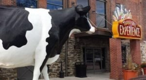 A Trip To This Epic Ice Cream Factory In Pennsylvania Will Make You Feel Like A Kid Again