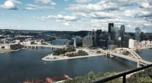 These 9 Restaurants In Pittsburgh Have Jaw-Dropping Views While You Eat