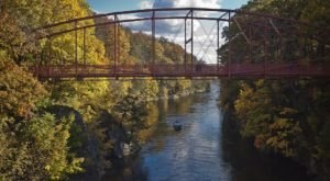 You'll Want To Cross These 12 Amazing Bridges In Connecticut