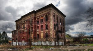 These Empty Buildings Are Scattered Throughout The U.S., And Some Are Hiding Something Dark