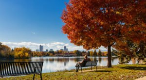 These 10 Gorgeous Waterfront Trails In Denver Are Perfect For A Summer Day