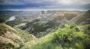 North Dakota Has A Grand Canyon And It's Incredibly Beautiful