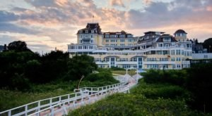 This Rhode Island Hotel Was Just Named One Of The Nation's Most Beautiful