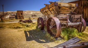 This Cursed California Ghost Town Is One Of The Strangest Spots In The US: Welcome To Bodie.