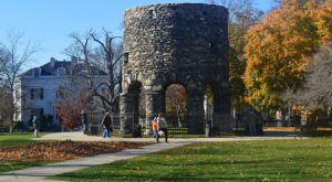 The Stories Behind This Mysterious Tower In Rhode Island Will Baffle You