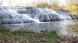 5 Unbelievable Indiana Waterfalls Hiding In Plain Sight… No Hiking Required