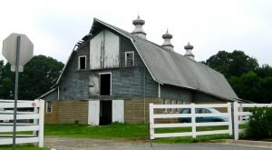 You Will Fall In Love With These 21 Beautiful Old Barns In Delaware