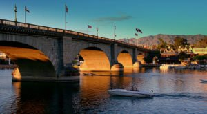 The History Behind This Arizona Bridge Is Truly Strange