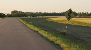 Take This Road To Nowhere In North Dakota To Get Away From It All