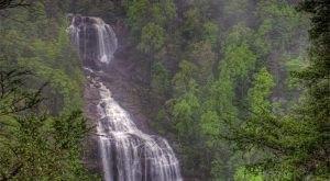 North Carolina's Niagara Falls, Whitewater Falls, Is Too Beautiful For Words