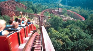 Most Go To This Ohio Amusement Park For Fun, But It Has A Dark Side That's Terrifying