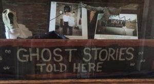 You'll Never Forget Your Visit To The Most Haunted Restaurant in Kentucky