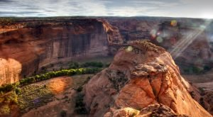 You Probably Didn't Know These 13 Incredible Things About Arizona's Canyon De Chelly
