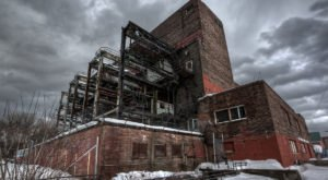 These Eerie Abandoned Power Plants From Around The U.S. Will Chill You To Your Core