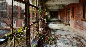 10 Places In Maryland That Look Like They're Straight Out Of A Horror Flick