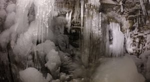 The Natural Phenomenon Inside This Cave In Pennsylvania Will Baffle You