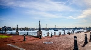 These 7 Towns In Maryland With Brick And Cobblestone Streets Are Too Charming For Words