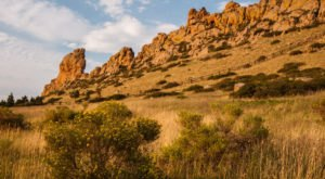 There's A Place Called Devil's Backbone In Colorado And It's Basically Heaven