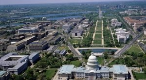 These 9 Aerial Views Of Washington DC Will Leave You Mesmerized