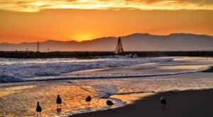 This Beautiful Beach In Southern California Is A Hidden Gem With A Clever Name And A Sweet Surfing History