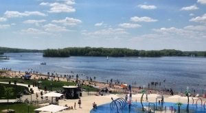 8 Of The Best Beaches Near Detroit To Visit This Summer