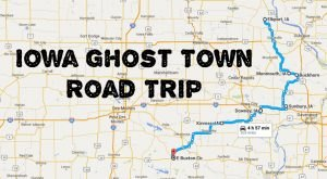 This Haunting Road Trip Through Iowa Ghost Towns Is One You Won't Forget