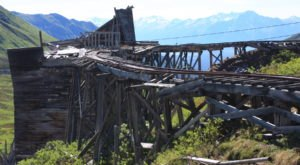 This Haunting Trip Through Alaska Ghost Towns Is One You'll Never Forget