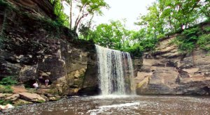 Nobody Knows About These 9 Beautiful Waterfalls In Southern Minnesota