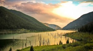 You Haven't Lived Until You've Experienced This One Incredible Lake In Montana