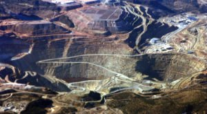 You've Never Seen Anything Like The Santa Rita Mine In New Mexico That Swallowed An Entire Town