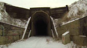 Most People Have No Idea This Unique Tunnel In North Dakota Exists